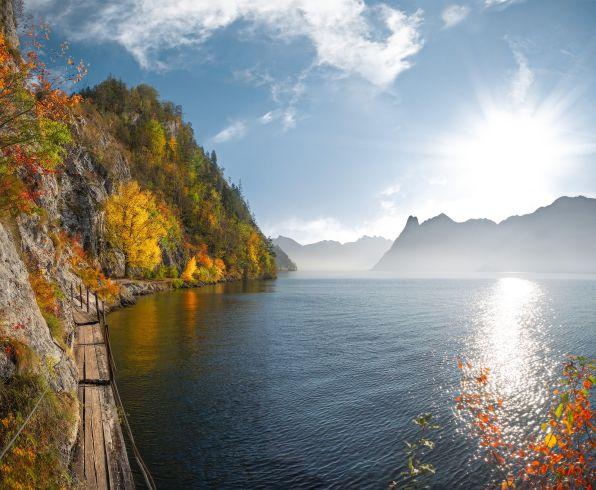 Jezero Traunsee