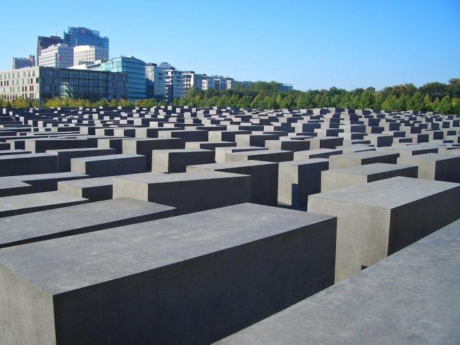 Památník holokaustu, Berlín