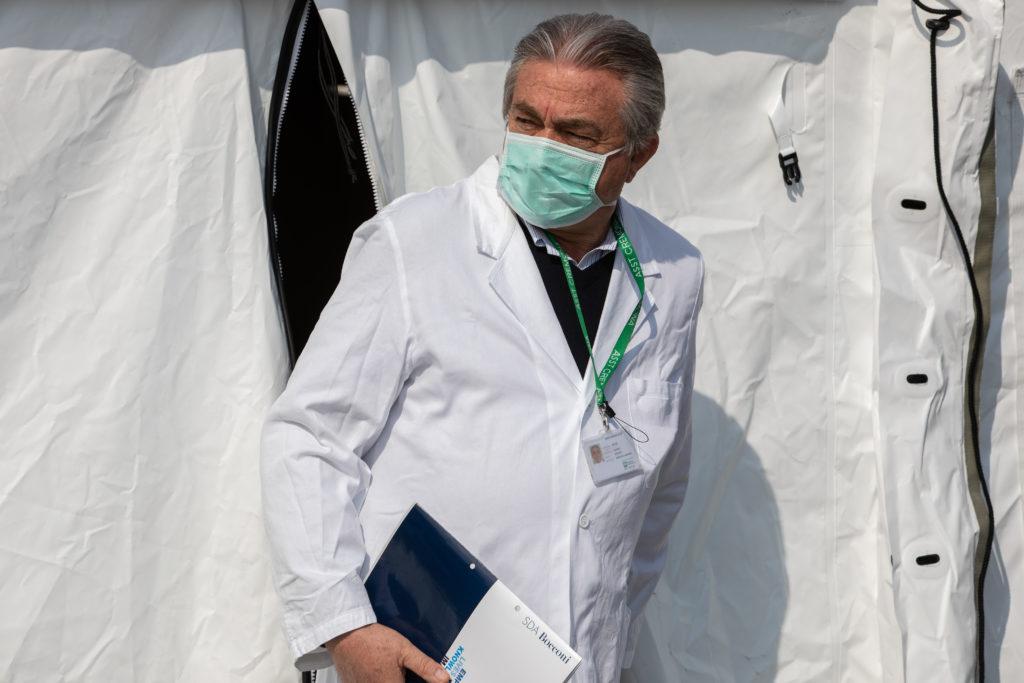 25 марта и коронавирус: больше 400 тысяч зараженных, в России зафиксировано 495 случаев коронавируса, президент Бразилии запрещает вводить в стране карантин