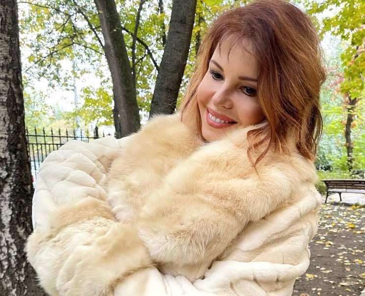 Наталья Штурм рассказала о новой влюблённости