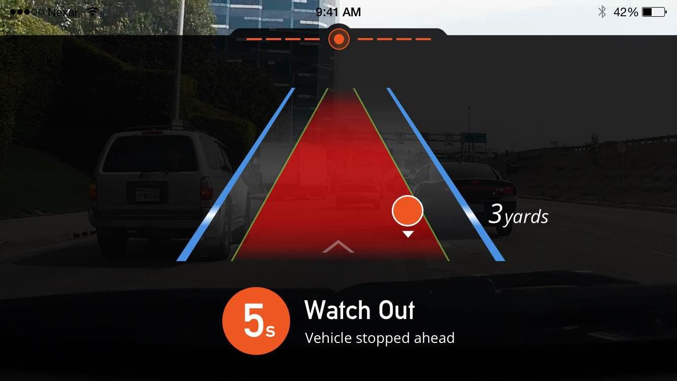 The Nexar vehicle-to-vehicle network is live: we can reduce car crashes today