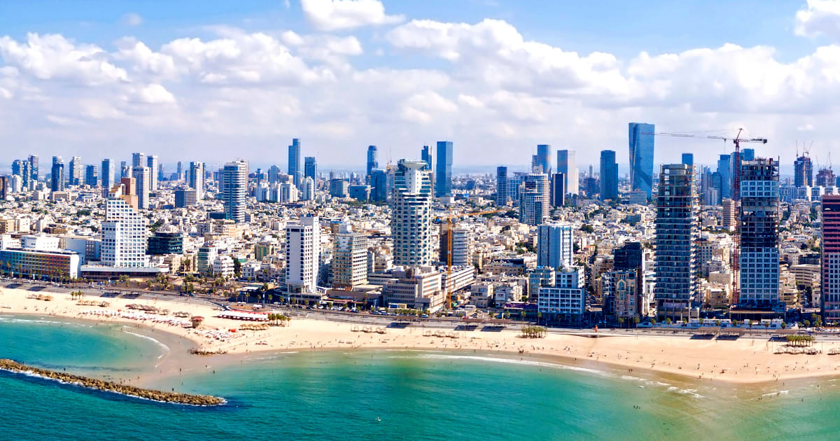 Work Hard and Play Hard in Tel Aviv: Announcing our Relocation Program