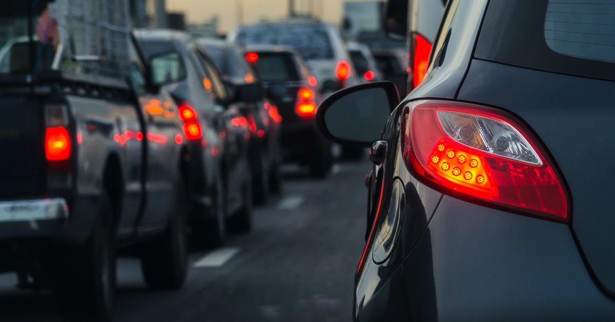 Traffic Won't Go Away With Autonomous Cars