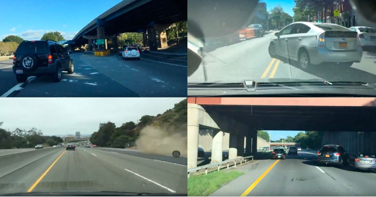 October's Video Update: What Our Users Are Seeing On The Road