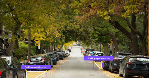 Parking and curb-space: can you map it in real-time?
