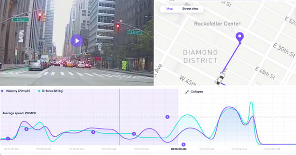 Nexar releases first-ever AI vision technology to reconstruct car accident scenes