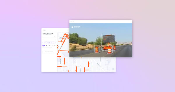 Nexar is offering a FREE 3 month license to help cities and states understand how work zones affect traffic and safety
