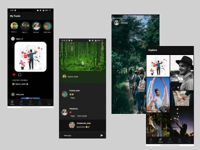 Social Connect App Version