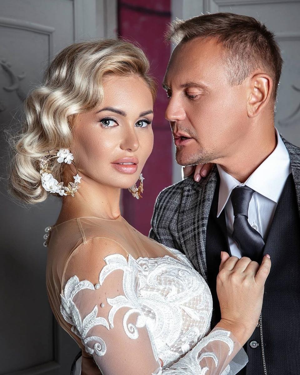 Жена! Степан Меньщиков поделился свадебными снимками