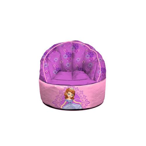 Fine Disney Jr Sofia The First Bean Bag Chair Ibusinesslaw Wood Chair Design Ideas Ibusinesslaworg