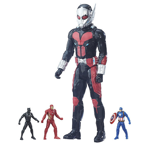 Marvel Civil War Captain America Miniverse Action Figure - Captain America Black Panther Giant Man and Iron Man  sc 1 st  Bid or Buy & Other Toys - Marvel Civil War Captain America Miniverse Action ...