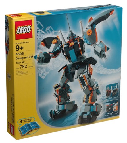 Other Lego Building Toys Lego Titan Xp Robot Was Listed For R8