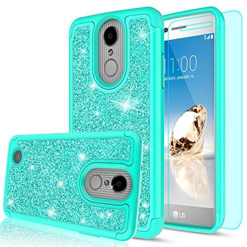 huge selection of 95991 fa050 LG Aristo Case,LG Risio 2 Case,LG Phoenix 3/ Fortune/ Rebel 2 LTE/ K8 2017  Case with HD Screen Prote
