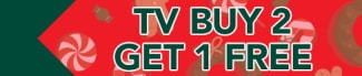 TV Buy 2 Get 1 Free Top