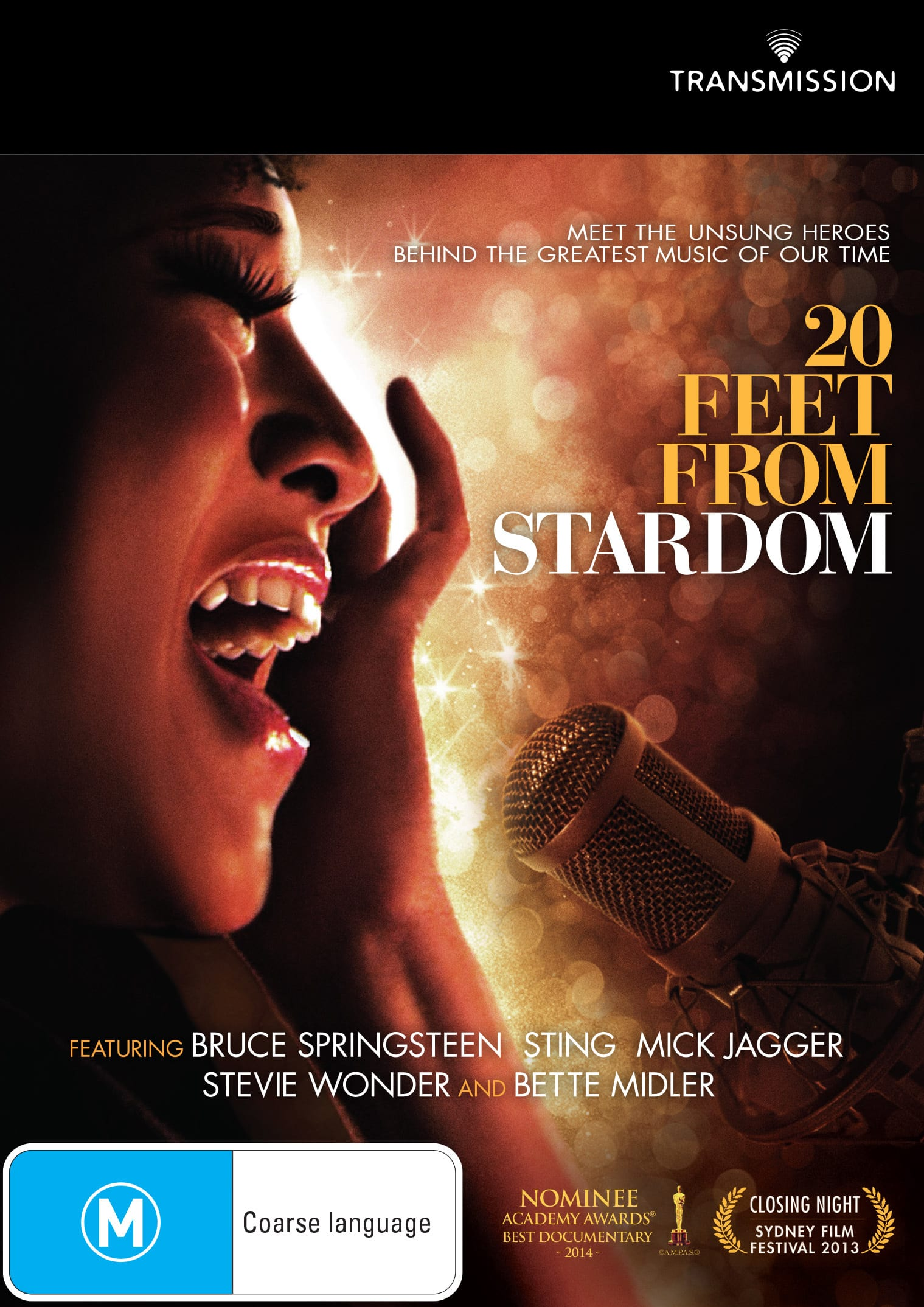 20 Feet from Stardom [DVD]