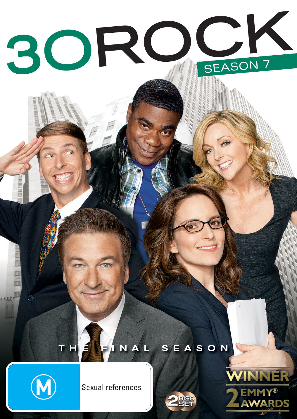 30 Rock: Season 7 [DVD]