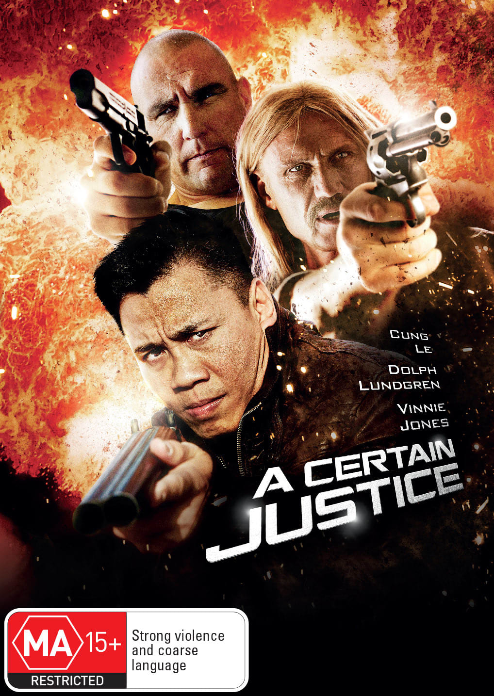 A Certain Justice [DVD]