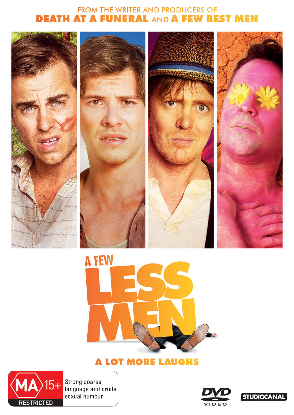 A Few Less Men [DVD]