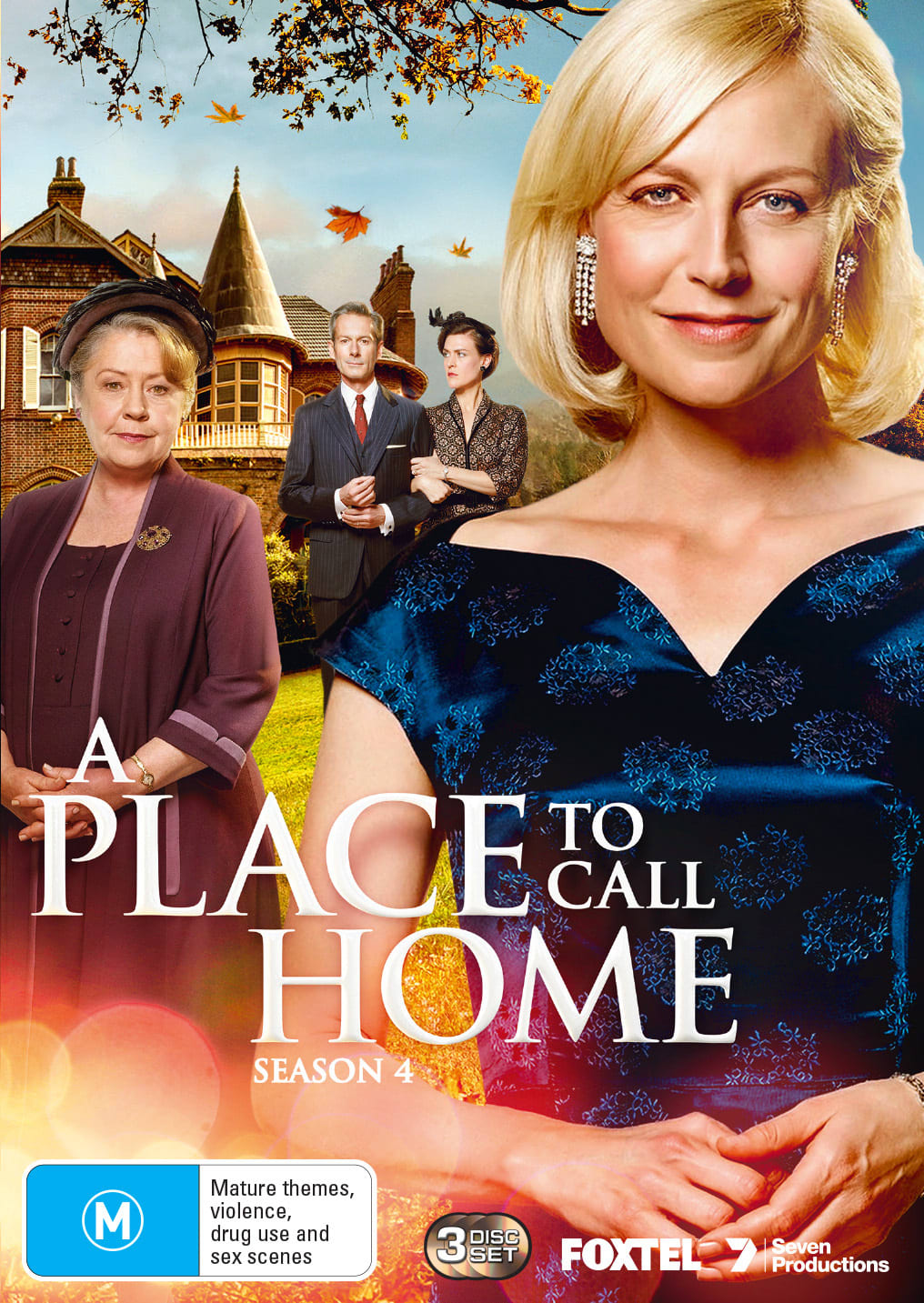 A Place to Call Home: Series Four [DVD]