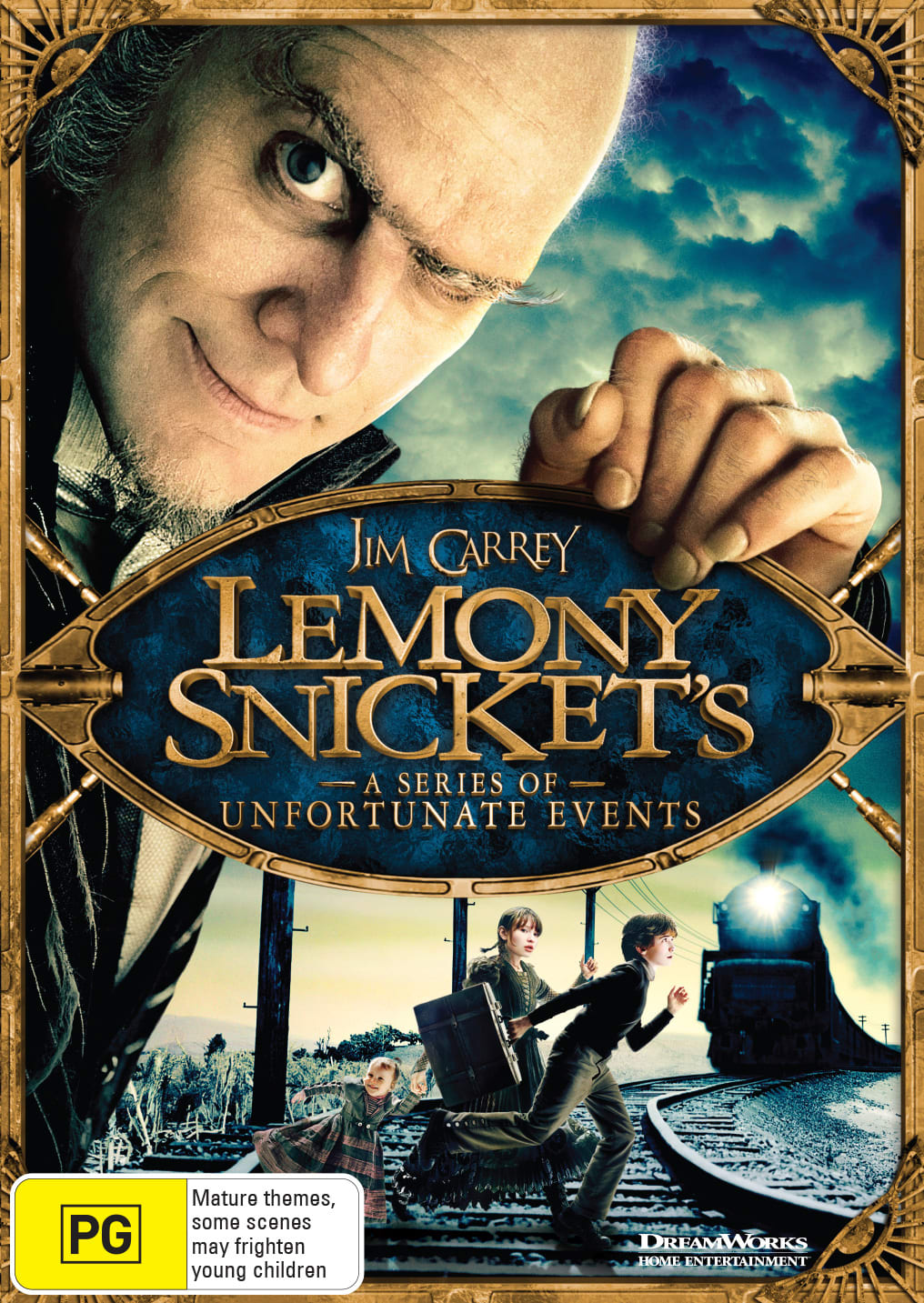 Lemony Snicket's a Series of Unfortunate Events [DVD]