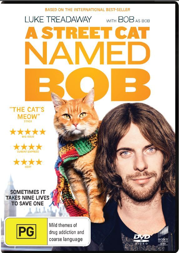 A Street Cat Named Bob [DVD]