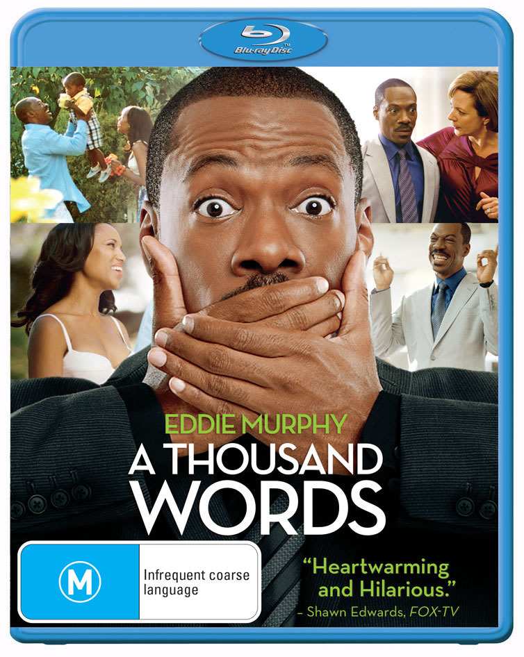 A Thousand Words [Blu-ray]