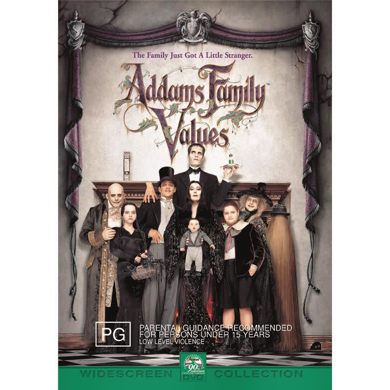 Addams Family Values [DVD]