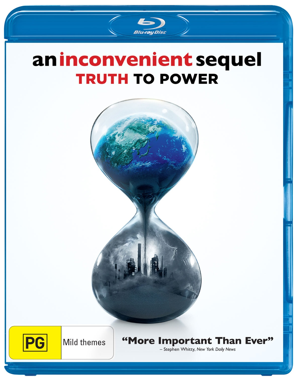 An Inconvenient Sequel - Truth to Power [Blu-ray]