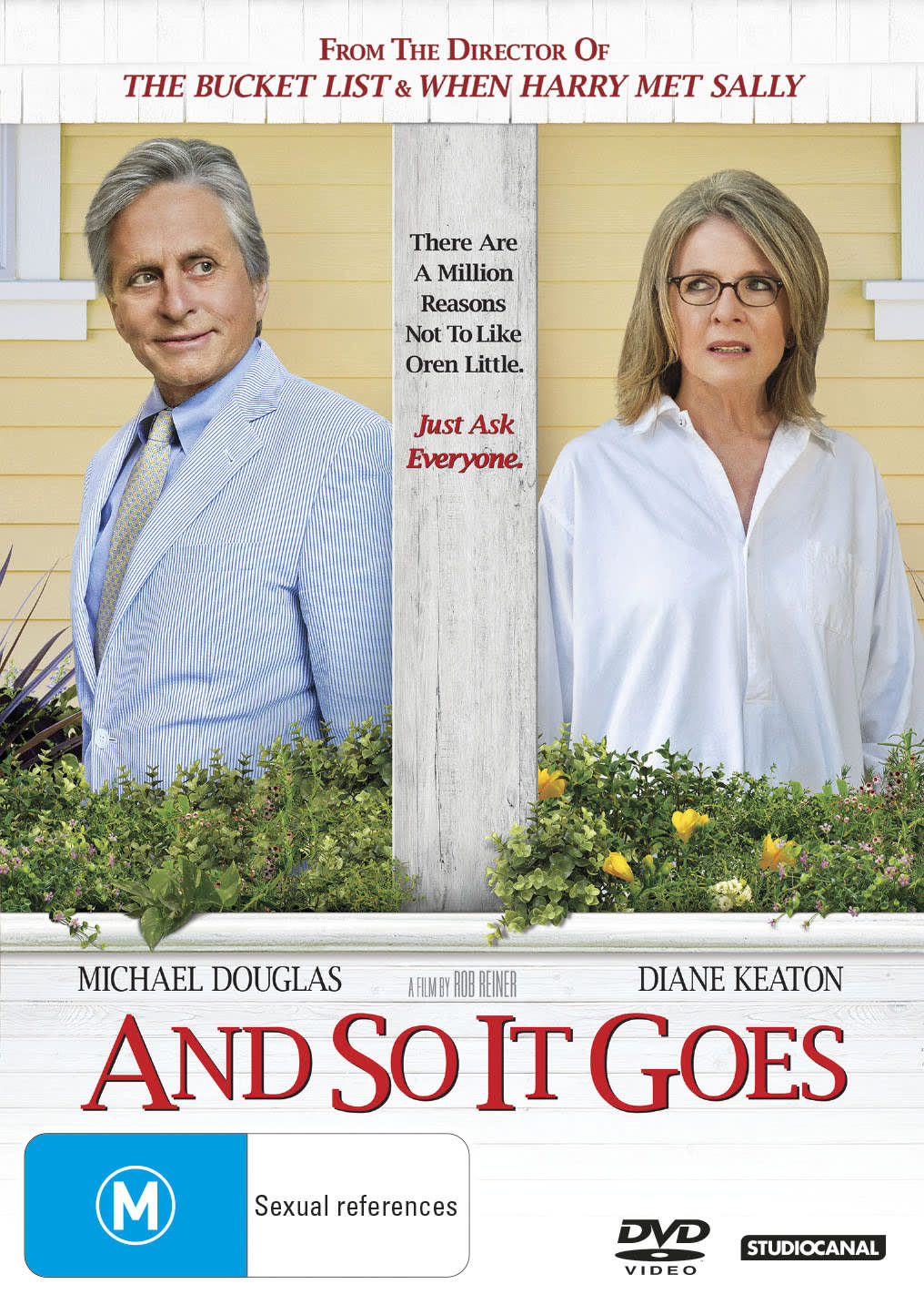 And So It Goes [DVD]