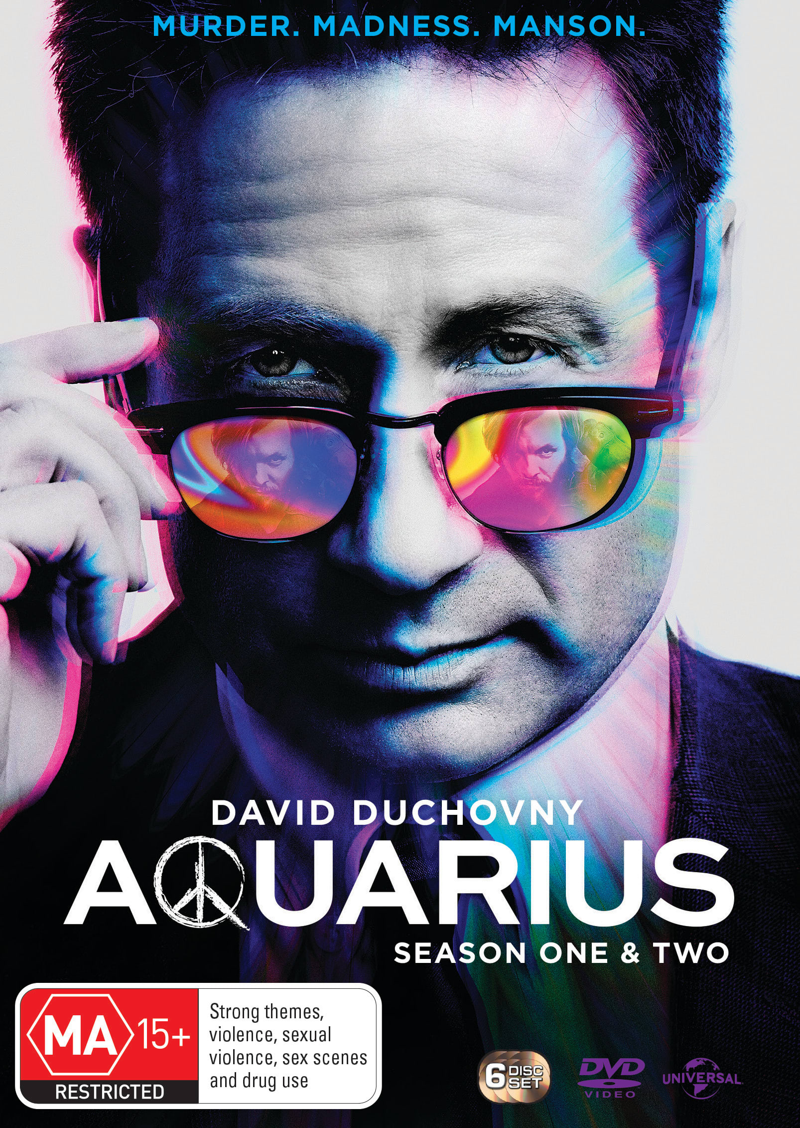 Aquarius: Season One & Two [DVD]