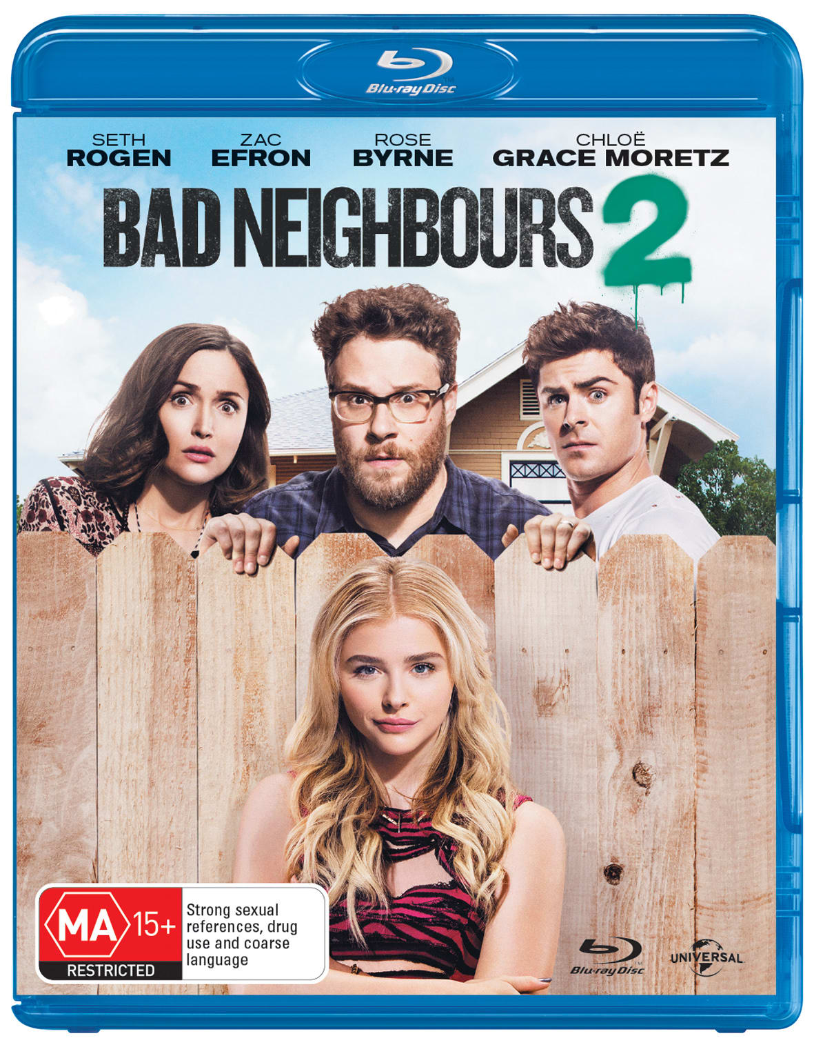 Bad Neighbours 2 [Blu-ray]