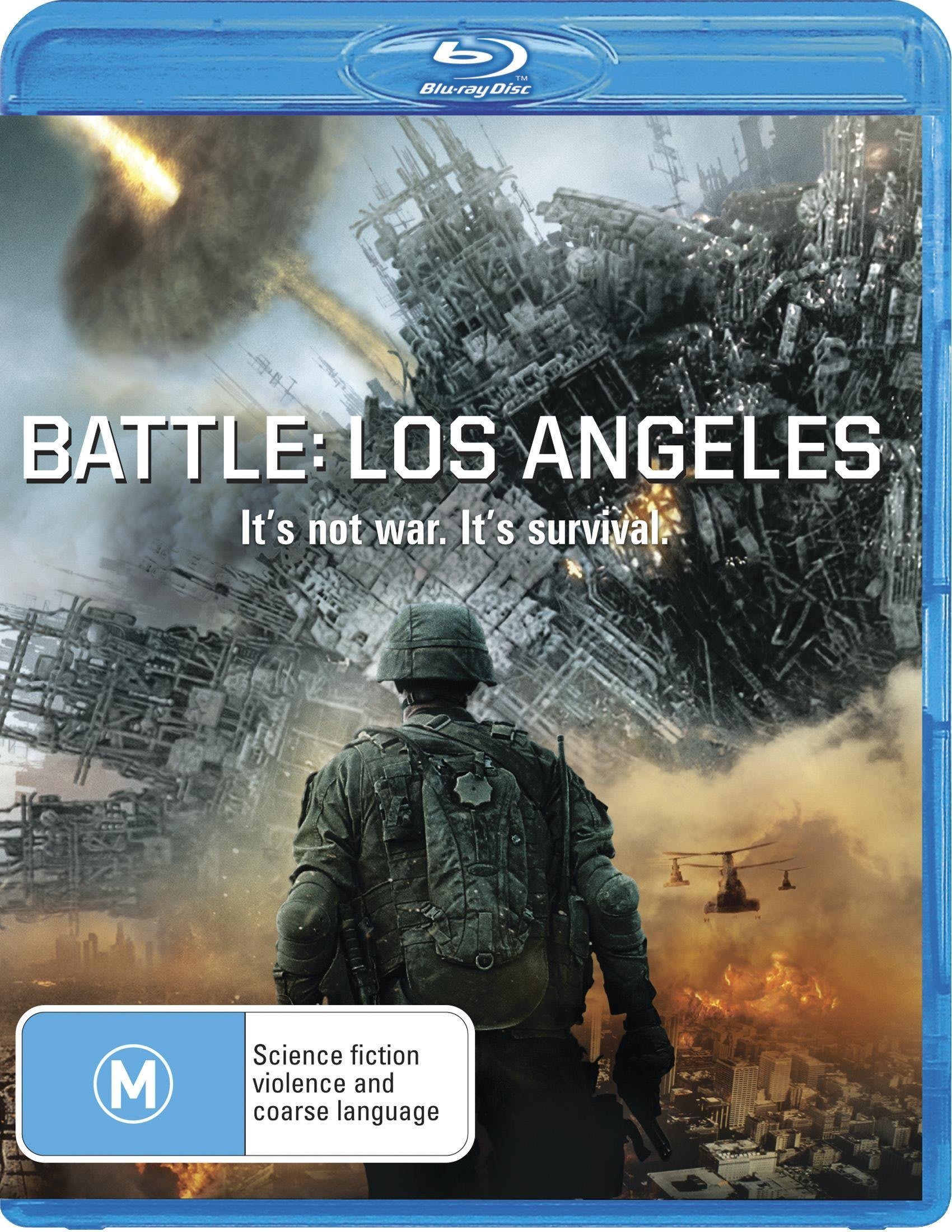 Battle - Los Angeles [Blu-ray]
