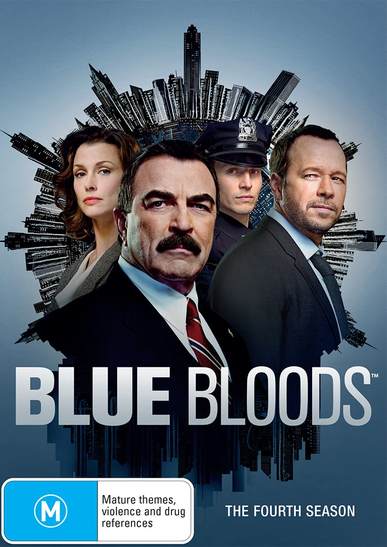 Blue Bloods: The Fourth Season [DVD]