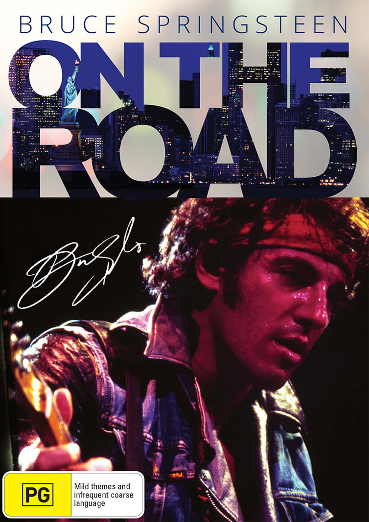 Bruce Springsteen: On the Road [DVD]