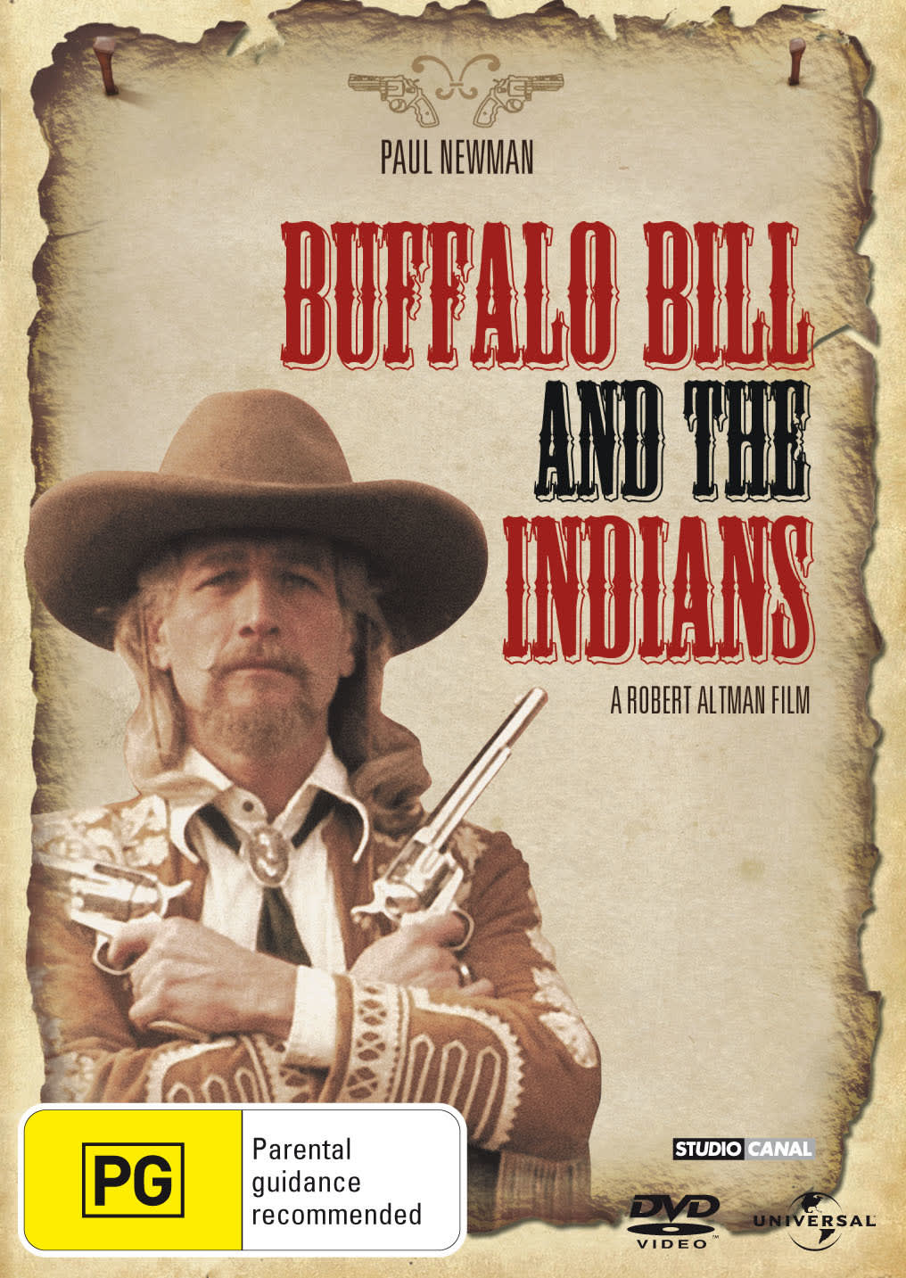 Buffalo Bill and the Indians...Or Sitting Bull's History Lesson [DVD]