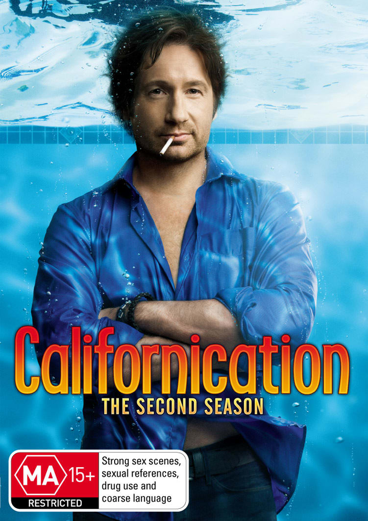 Californication: Season 2 [DVD]