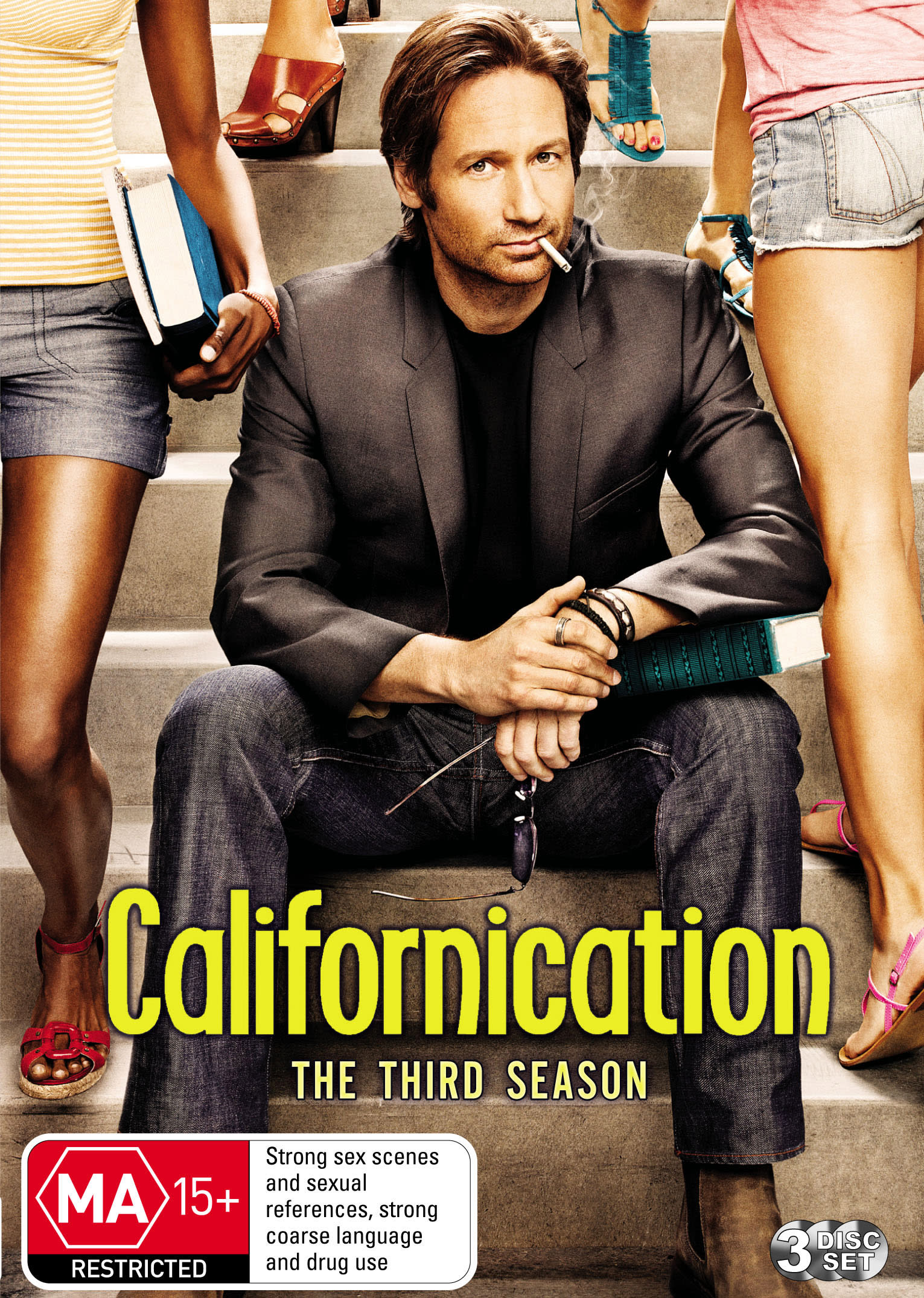 Californication: Season 3 [DVD]