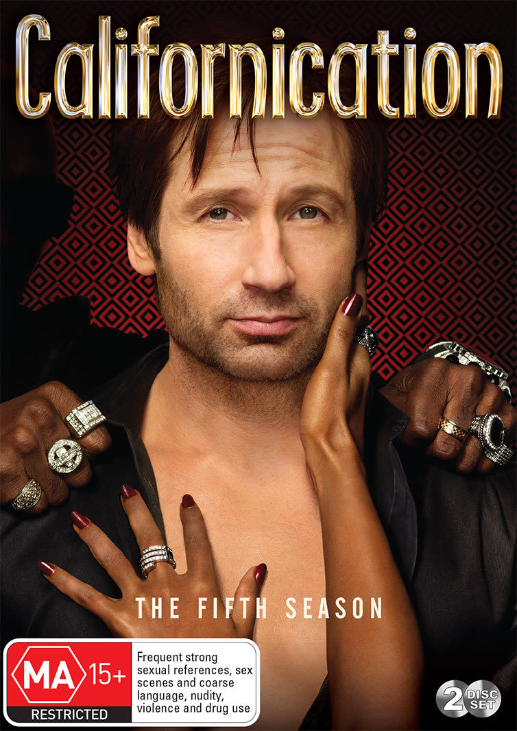 Californication: Season 5 [DVD]