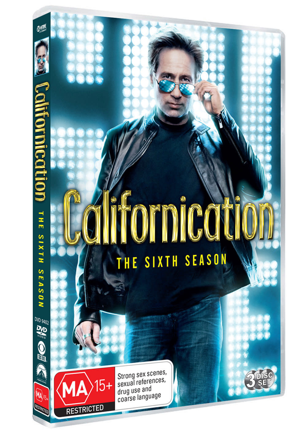 Californication: Season 6 [DVD]