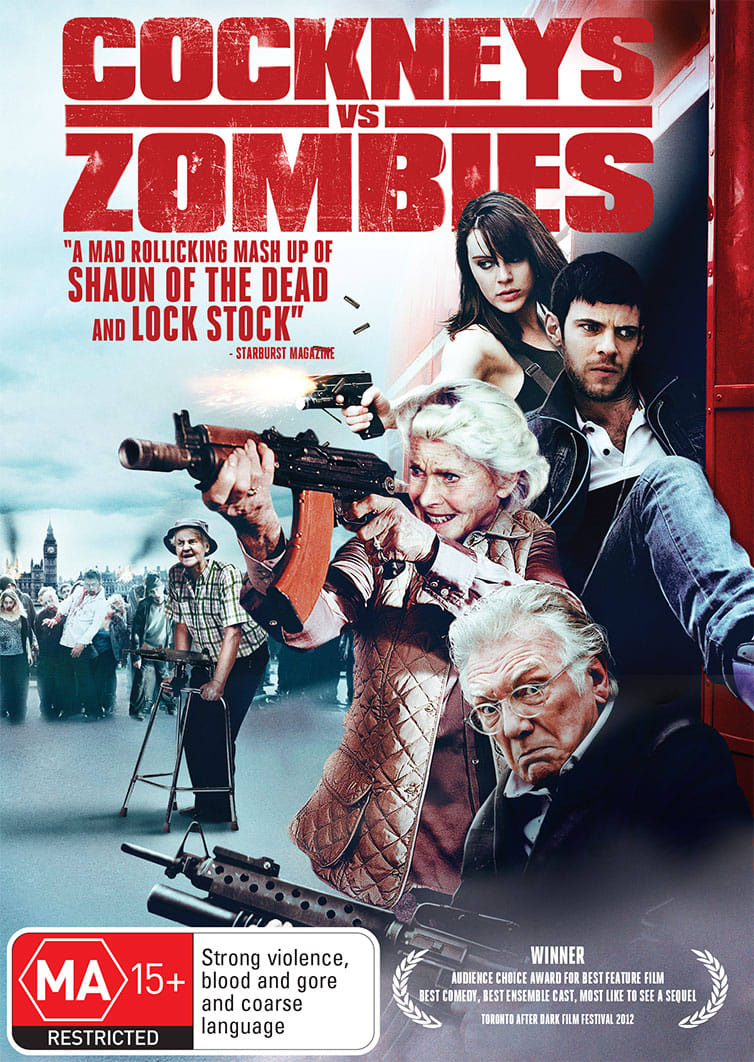 Cockneys Vs Zombies [DVD]