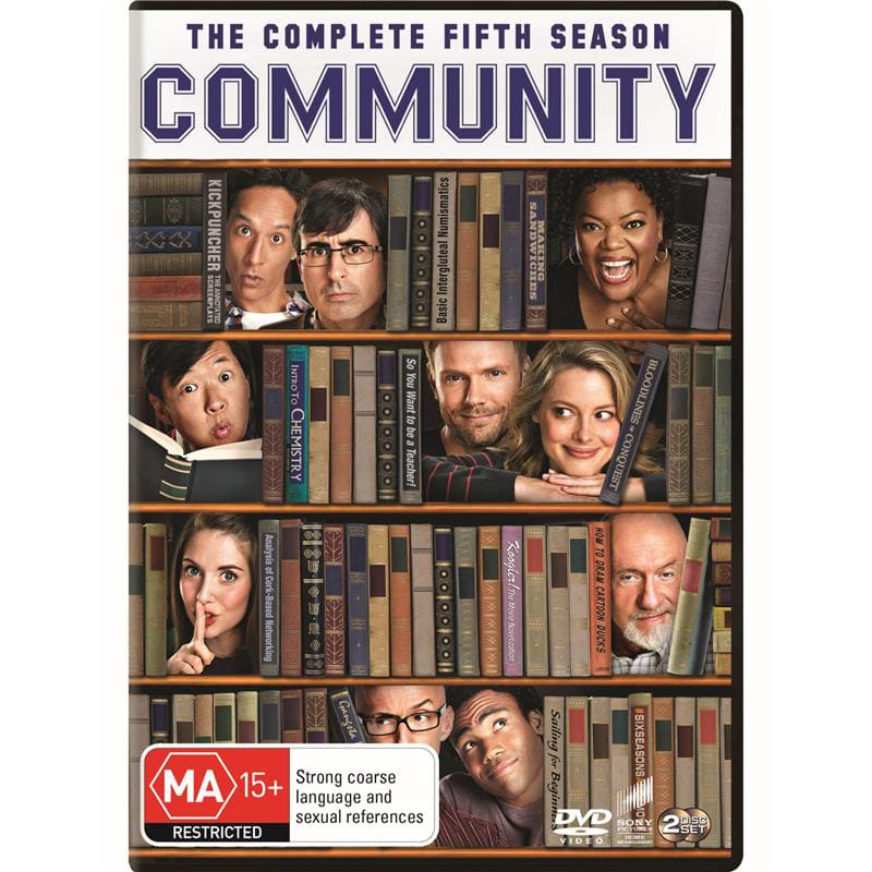 Community: The Complete Fifth Season [DVD]
