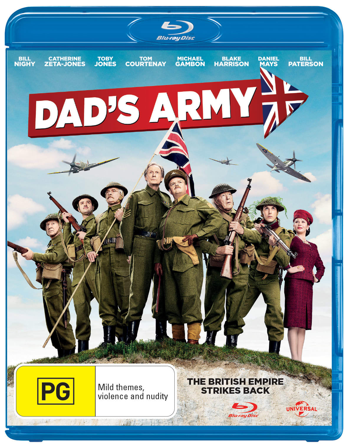 Dad's Army [Blu-ray]
