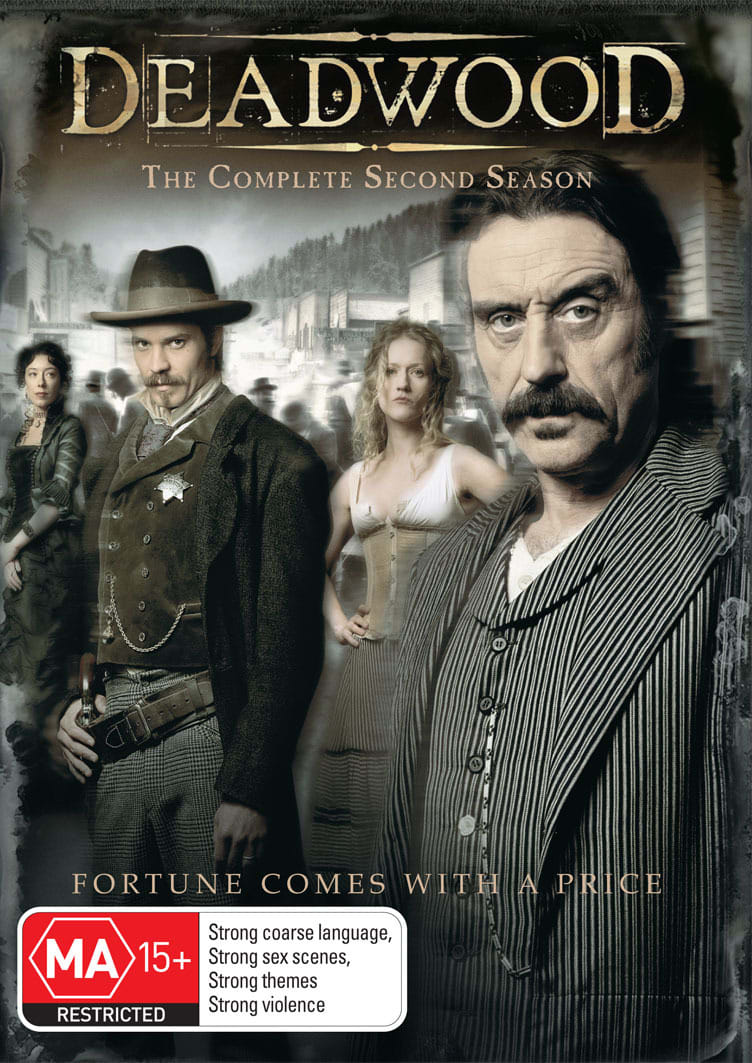 Deadwood: The Complete Second Season [DVD]