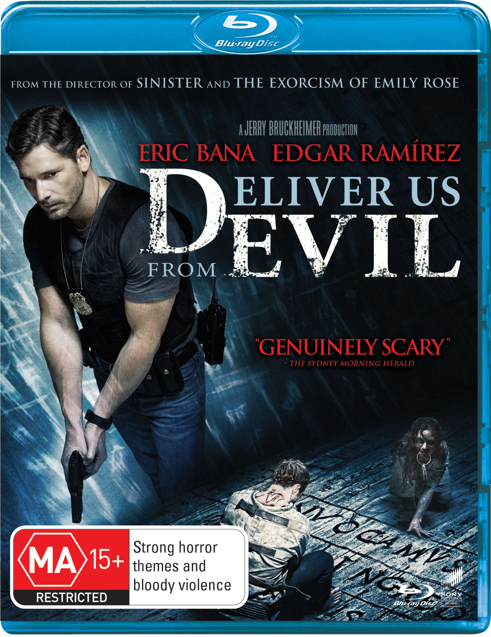 Deliver Us from Evil [Blu-ray]