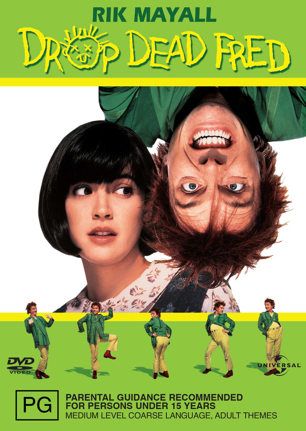 Drop Dead Fred [DVD]