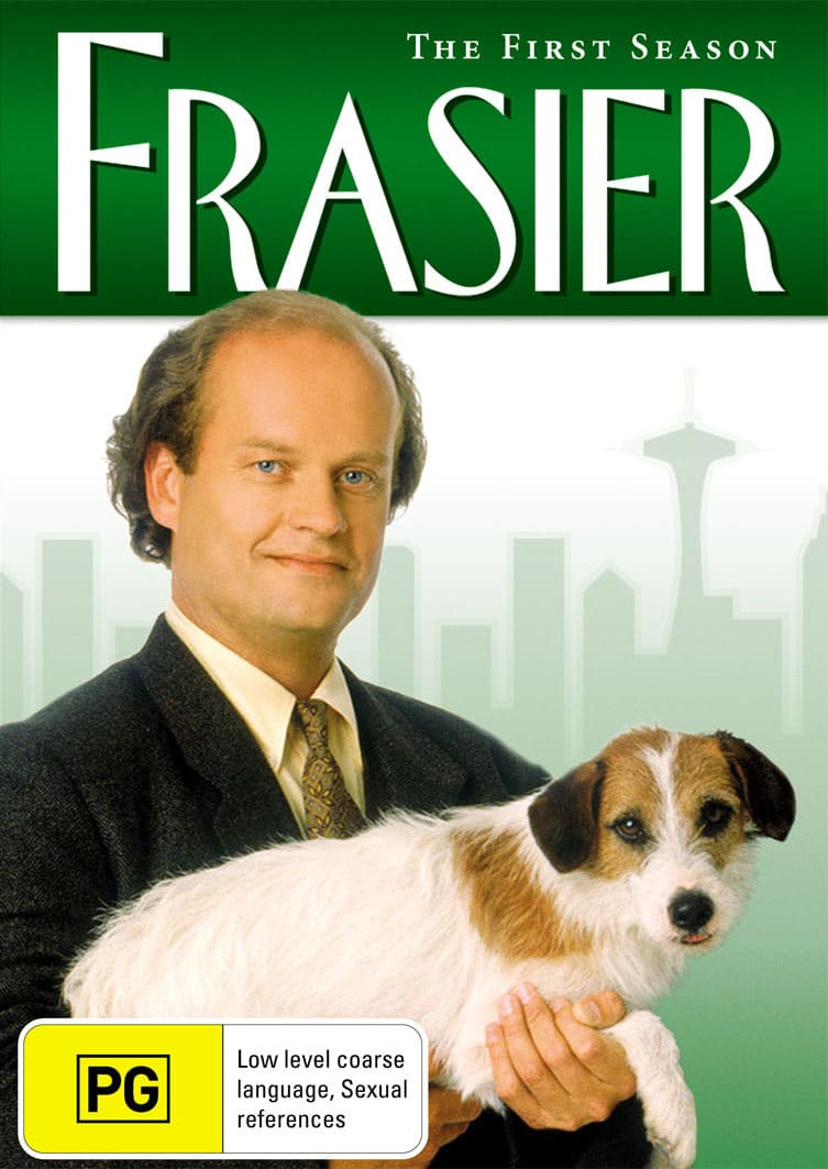 Frasier: The Complete Season 1 [DVD]