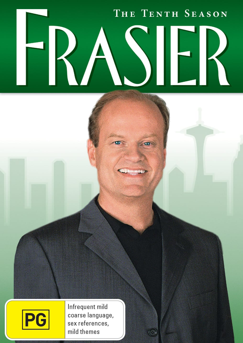 Frasier: The Complete Season 10 [DVD]