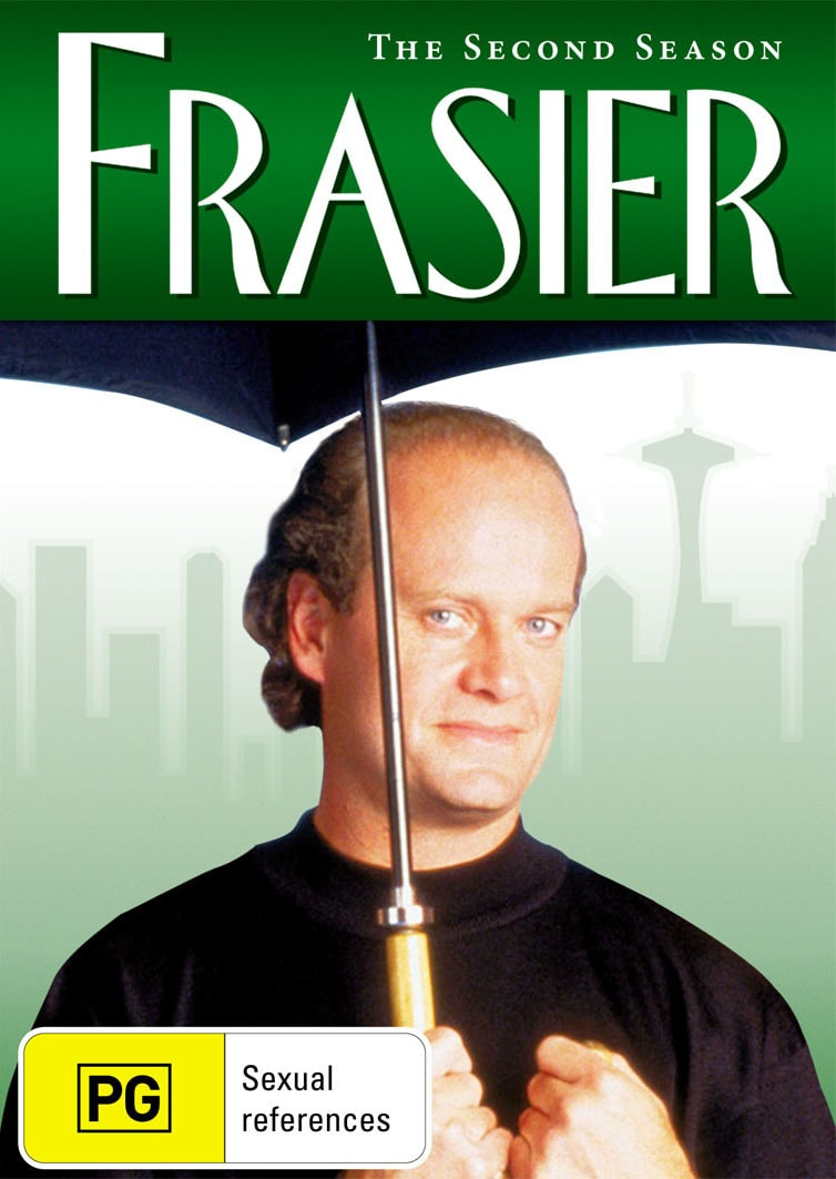 Frasier: The Complete Season 2 [DVD]