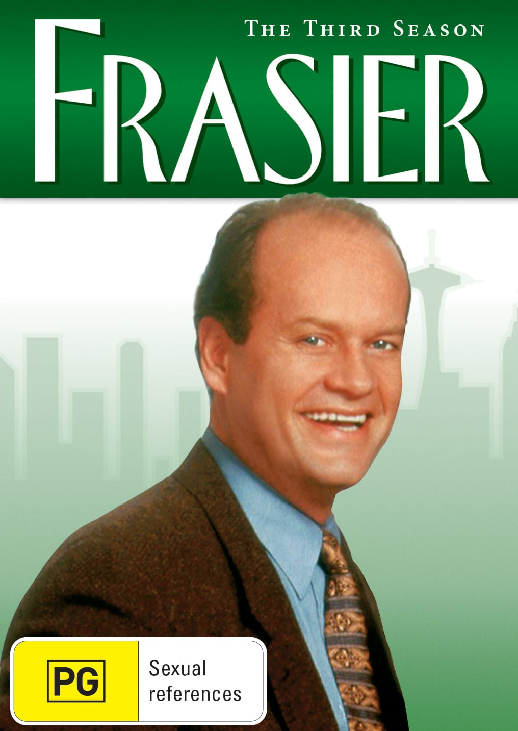 Frasier: The Complete Season 3 [DVD]
