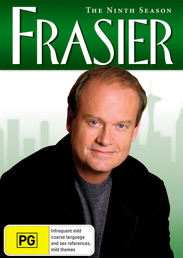 Frasier: The Complete Season 9 [DVD]